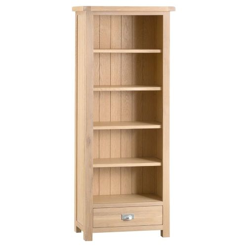 Oakham Washed Medium Bookcase